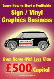 Your Profitable  Home Run | Sign | Graphics Business - Graphic 1